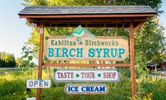 Alaska Birch Works 57 kahiltna birch works