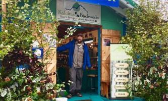Alaska Fair Booth Michael 2018 kahiltna birch works