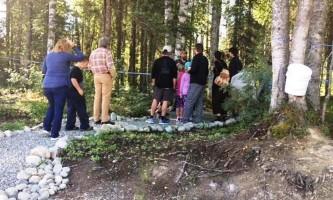 Alaska Michael Tourguide TKA kahiltna birch works