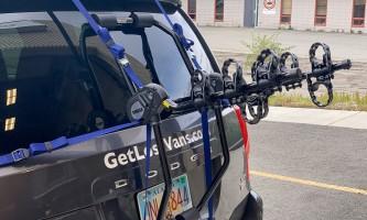 2021 Get Lost Vans with Bike Rack
