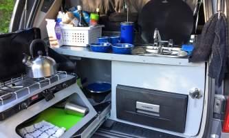 2021 Get Lost Vans Kitchen C