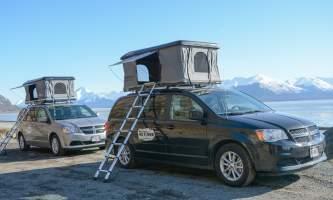 2021 Get Lost Vans Turnagain Arm Tents Open