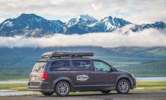 2021 Get Lost Vans near Glennallen