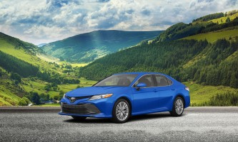 2019 Toyota Camry 319098 Thrifty Vehicle Images 022019