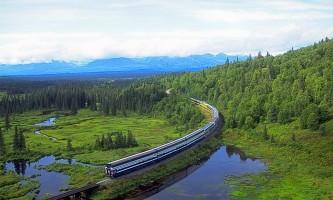 Alaska railroad depot wasilla AKRR MSE 2 Alaska Channel Alaska Railroad
