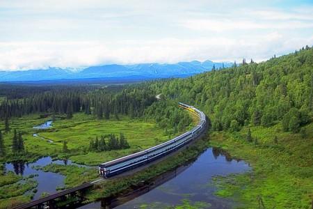 Alaska Railroad Depot Wasilla