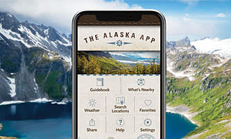 Trip resource the alaska app