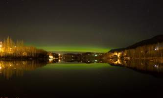 Northern lights anchorage eagle river chris harrington2019