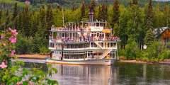 Fairbanks trip ideas Fairbanks michael rogers chena Riverboat Michael Rogers