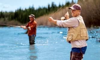Alaska trip ideas mccarthy CPL Fly Fishing 2012