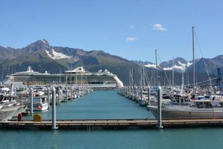 Alaska trip ideas seward Seward Harbor Jimmie Mc Gallion Airport Photo Contest