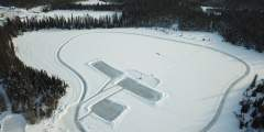 Day 3 A R C Lake Skating Trail Rinks Drone Photo alaska untitled copy alaska untitled