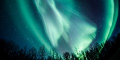 Northern lights talkeetna northern lights silas campbell2019