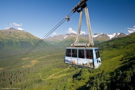 Girdwood trip ideas 2252h Summer Tram North 6 2011 Ken Graham Photography com