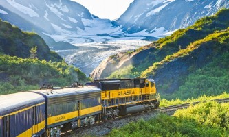 Alaska trip ideas whittier Coastal Classic Bartlett Glacier Alaska Channel Alaska Railroad